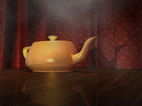 Comer Alguma Coisa Enquanto Se Toma Chá